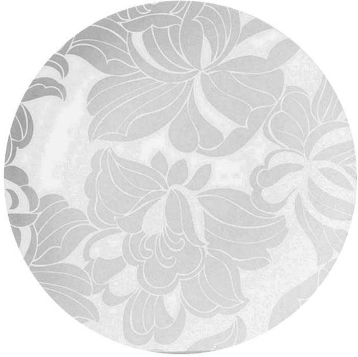 Обеденная тарелка бразильского производства Biona, выполненная из высококачественной керамики, несомненно, станет украшением как праздничного стола, так и повседневной сервировки. Подходит для использования в посудомоечной машине и СВЧ печи.