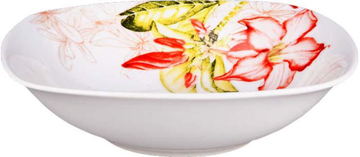 """Серия посуды """"Алиса"""" выполнена из первоклассного фарфора. Серия представляет собой традиционную классику, выполненную в нежных цветовых решениях и изысканном дизайне. Посуда """"Алиса"""" подходит к любому интерьеру, для любых событий и торжеств.<brПодходит для использования в СВЧ печи и посудомоечной машине. Не использовать на открытом огне."""