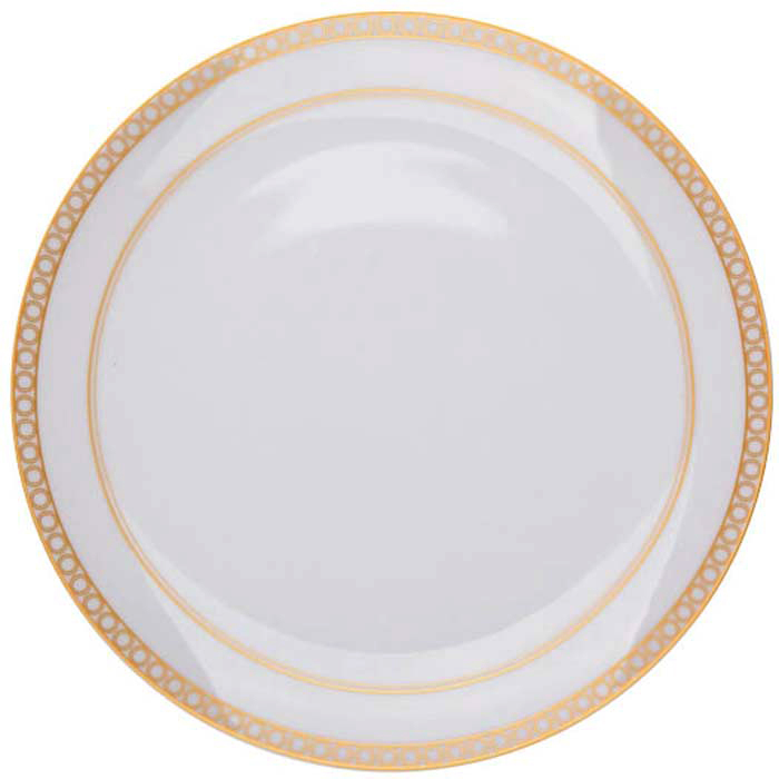 """Серия посуды """"Классика"""" выполнена из первоклассного фарфора. Серия представляет собой традиционную классику, выполненную в нежных цветовых решениях и изысканном дизайне. Посуда """"Классика"""" подходит к любому интерьеру.Подходит для использования в микроволновой печи, можно мыть в посудомоечной машине."""