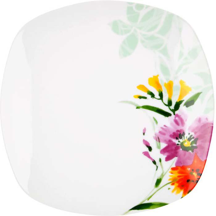 Тарелка обеденная Лето, 28 см посуда constructive eating construction plate тарелка строительная серия