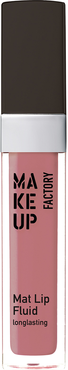 Make up Factory Mat Lip Fluid longlasting Блеск-флюид матовый устойчивый №61, цвет: бархатный палисандр, 6,5 мл хайлайтер make up factory strobing fluid цвет 03 luminous glow variant hex name e4c4aa