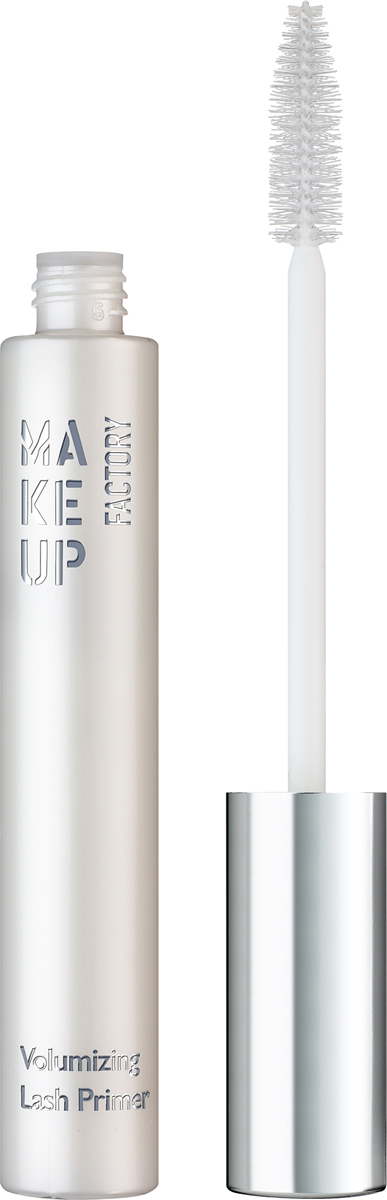 Make up Factory Основа под тушь Volumizing Lash Primer, цвет: белый, 10 мл помада make up factory make up factory ma120lwhdq61