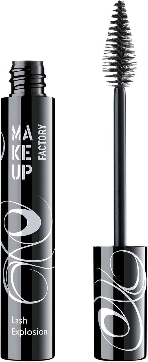 Make up Factory Тушь для ресниц экстра объем Lash Explosion, цвет: черный, 14 мл
