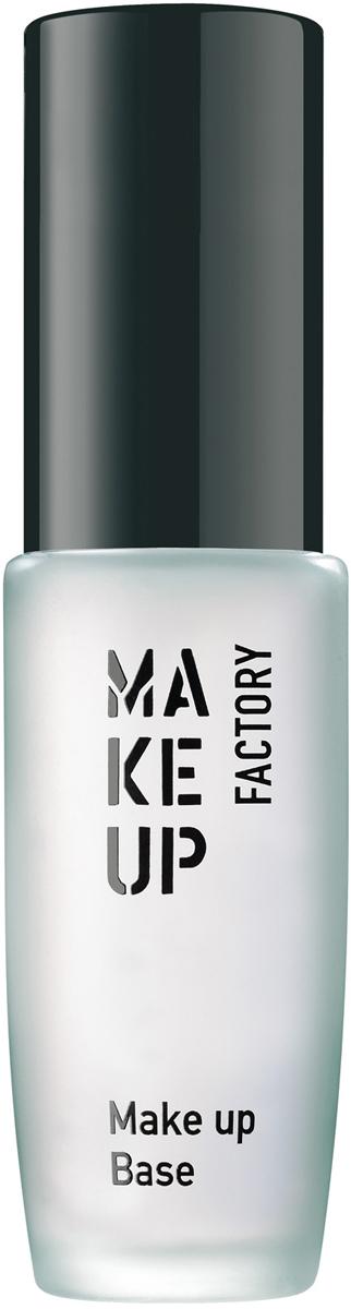 Make up Factory Основа под макияж Make up Base, цвет: прозрачный, 15 мл помада make up factory make up factory ma120lwhdq50
