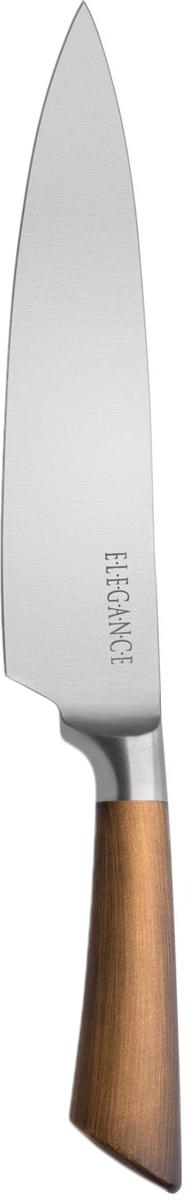 Нож поварской Atmosphere Elegance, длина лезвия 20 см нож поварской 20 см moulinvilla granate chief kgc 020