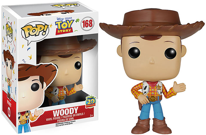 Funko POP! Vinyl Фигурка Disney Toy Story Woody 6877 imperfect funko pop second hand horror movies evil dead 2 ash with saw vinyl action figure collectible model toy cheap no box