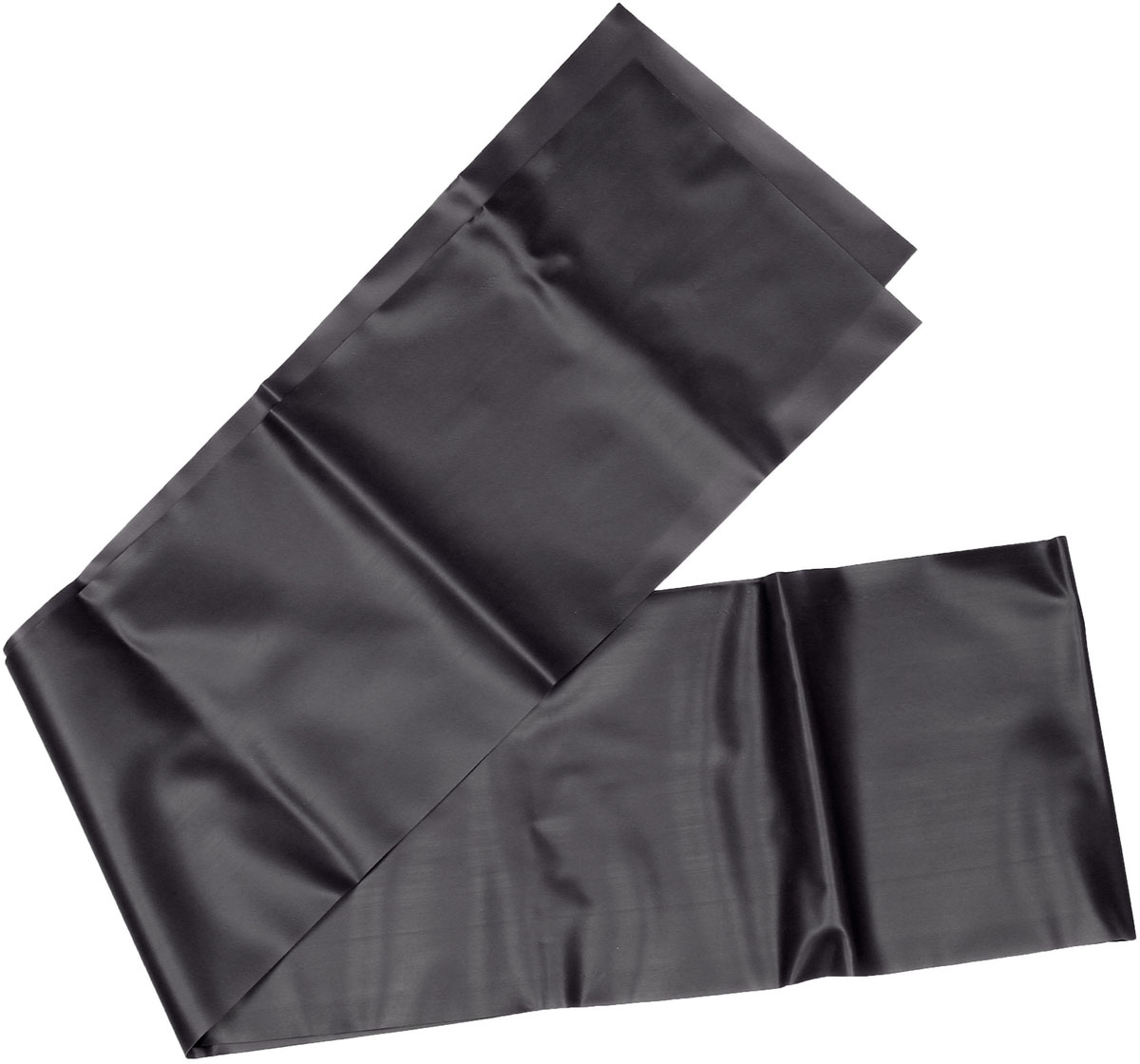 Эспандер ленточный Indigo Heavy, цвет: черный, 150 х 15 см эспандер indigo 12102 hkas