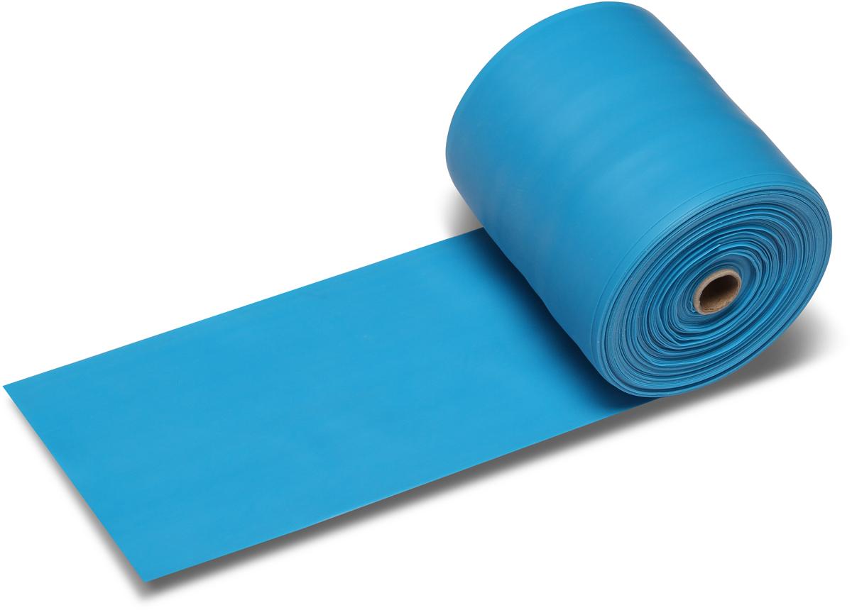 Эспандер ленточный Indigo Heavy, цвет: синий, 25 м эспандер indigo 12102 hkas