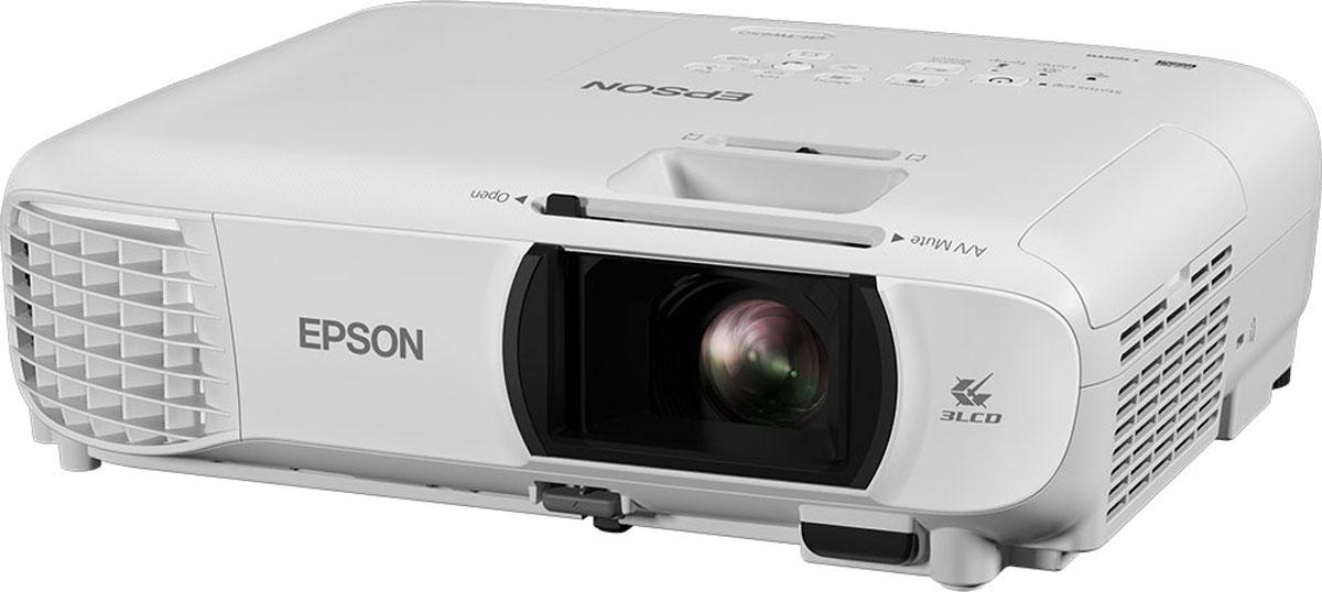 Epson EH-TW610, White мультимедийный проектор