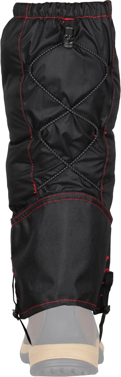 Гамаши Сплав Duster, цвет: черный. 1929540. Размер универсальный