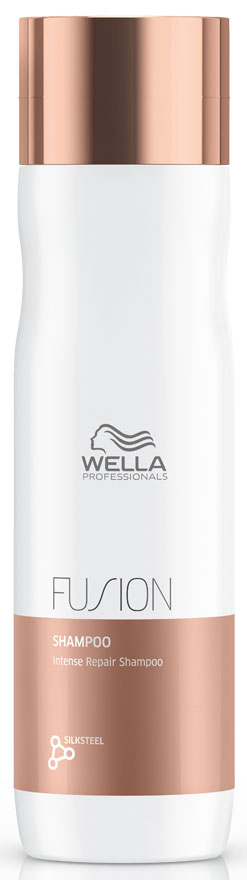 Wella Professionals Fusion Shampoo - Интенсивно восстанавливающий шампунь 250 мл