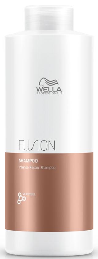 Wella Professionals Fusion Shampoo - Интенсивно восстанавливающий шампунь 1000 мл