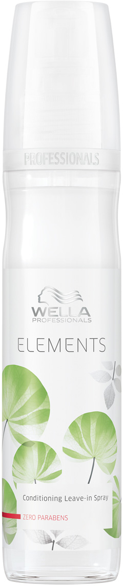 Wella Professionals Elements - Несмываемый увлажняющий спрей 150 мл крем wella professionals straight leave in cream