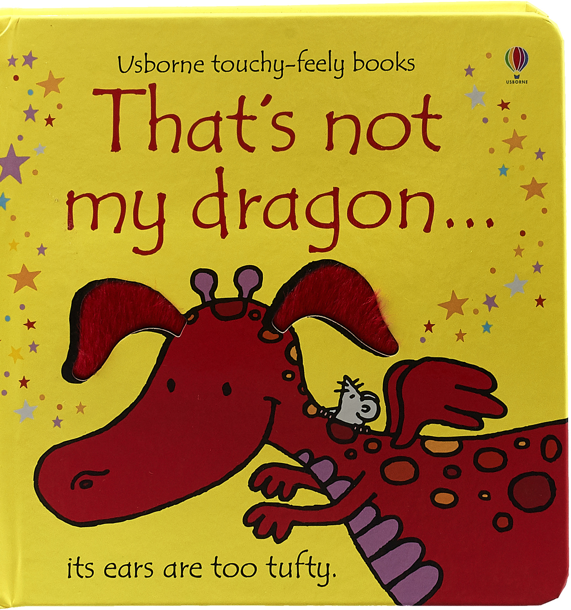 That's Not My Dragon... my counting sticker activity book