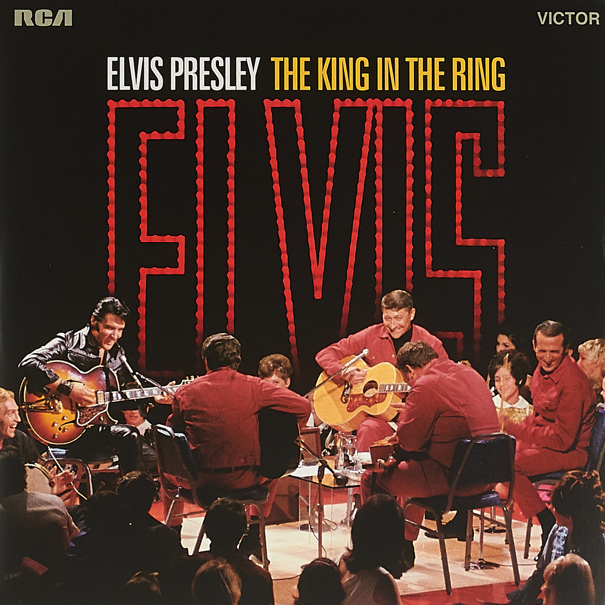 Элвис Пресли Elvis Presley. The King In The Ring (50th Anniversary) (2 LP)
