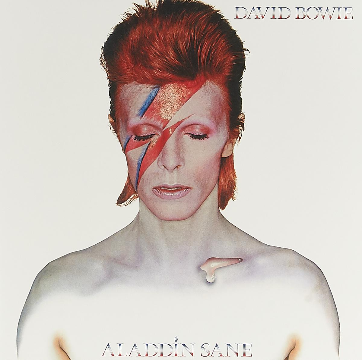 Дэвид Боуи David Bowie. Aladdin Sane (LP) david bowie pinups lp