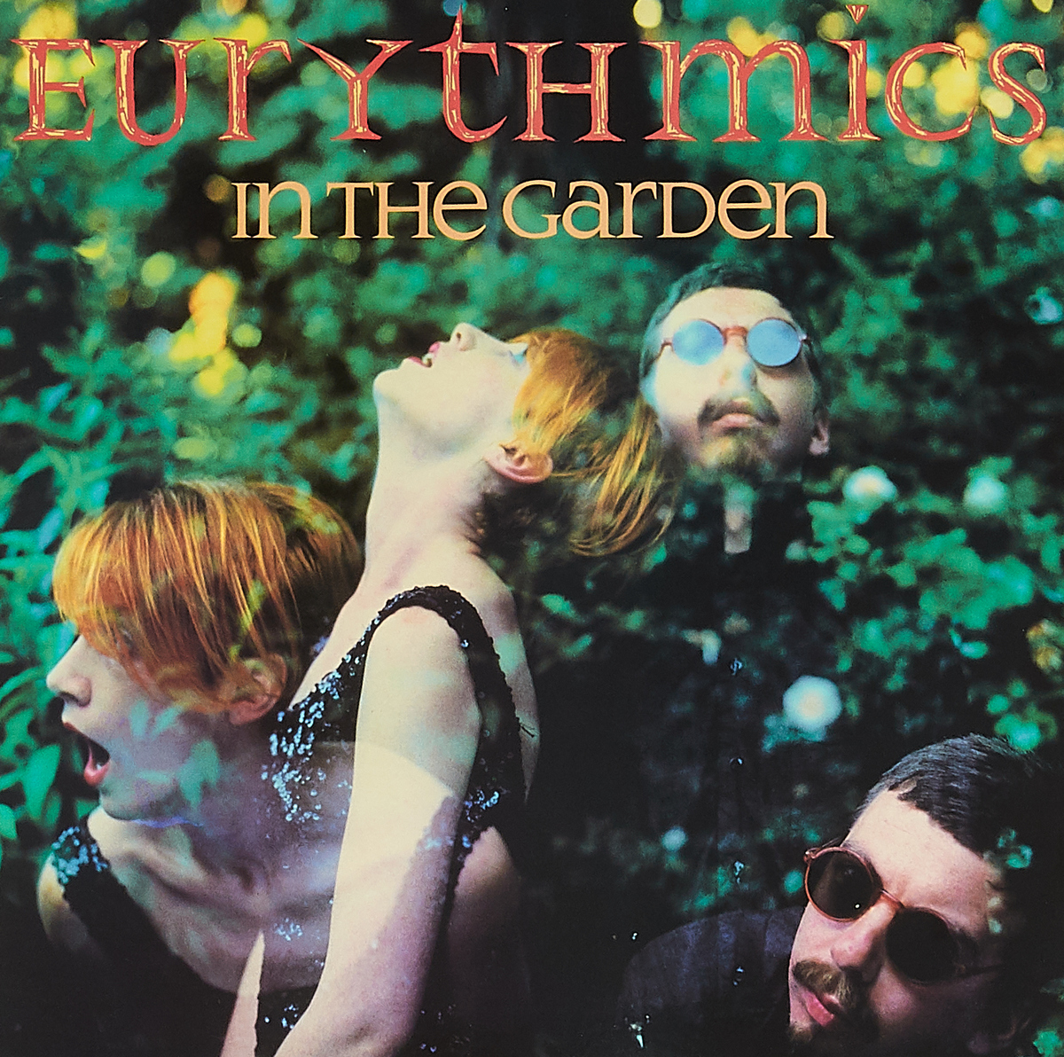 Eurythmics. In The Garden (LP)