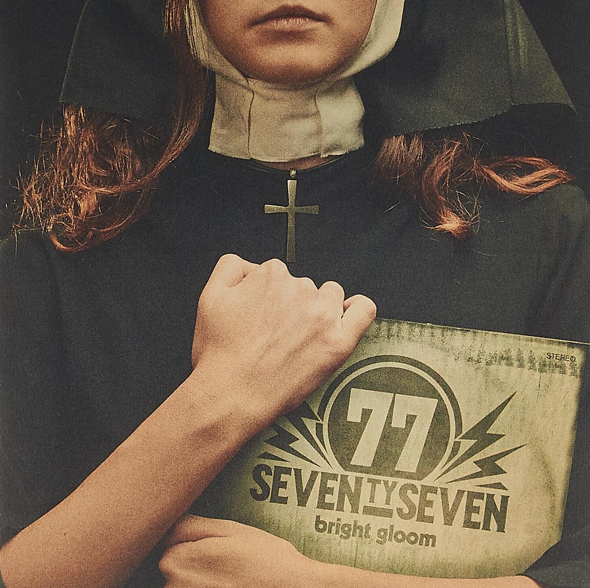 Seventyseven. Bright Gloom (LP + CD)