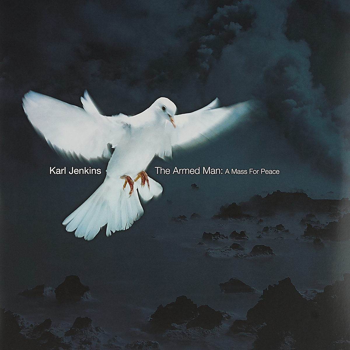 Карл Дженкинс Karl Jenkins. The Armed Man: A Mass For Peace (2 LP)