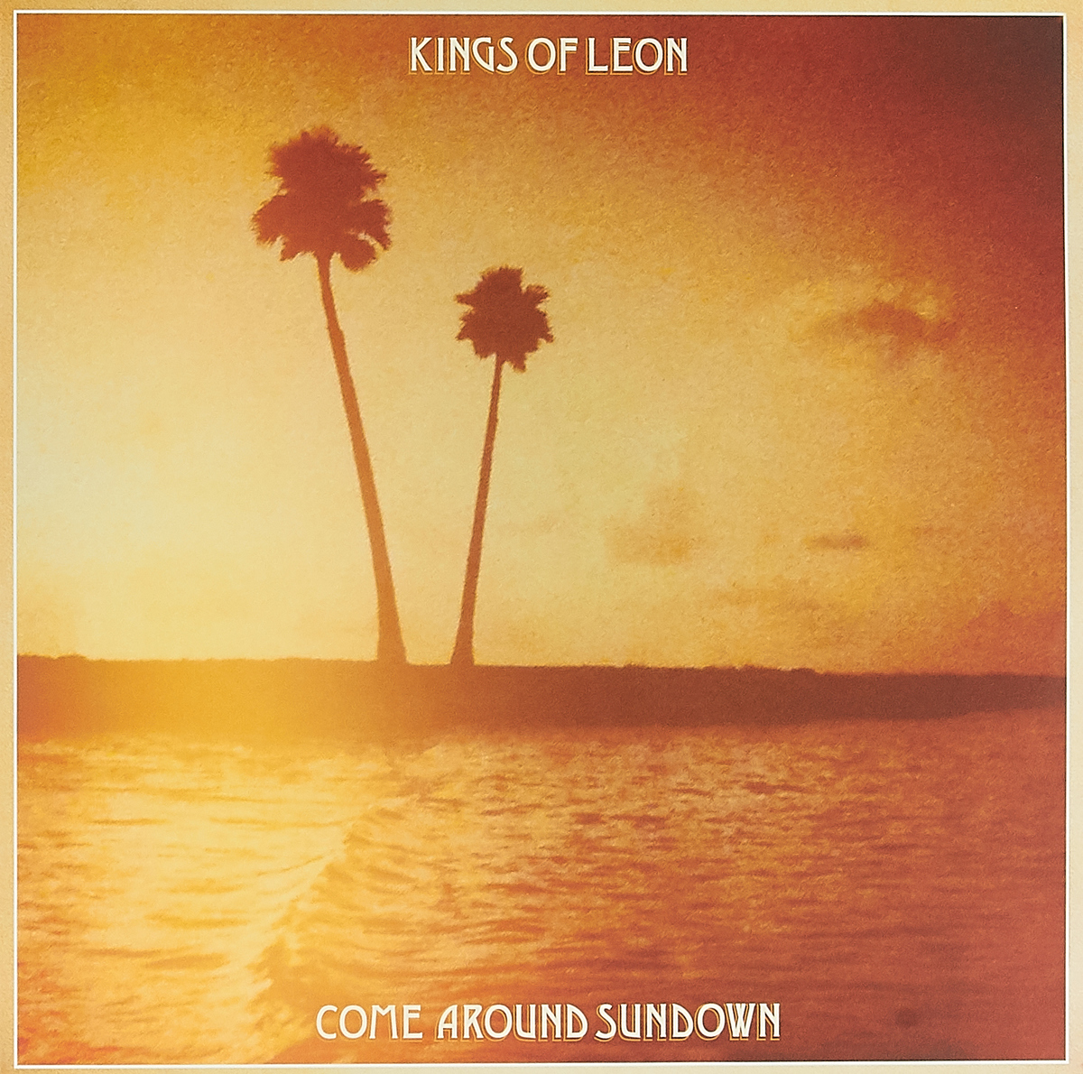 Zakazat.ru Kings Of Leon. Come Around Sundown (2 LP)