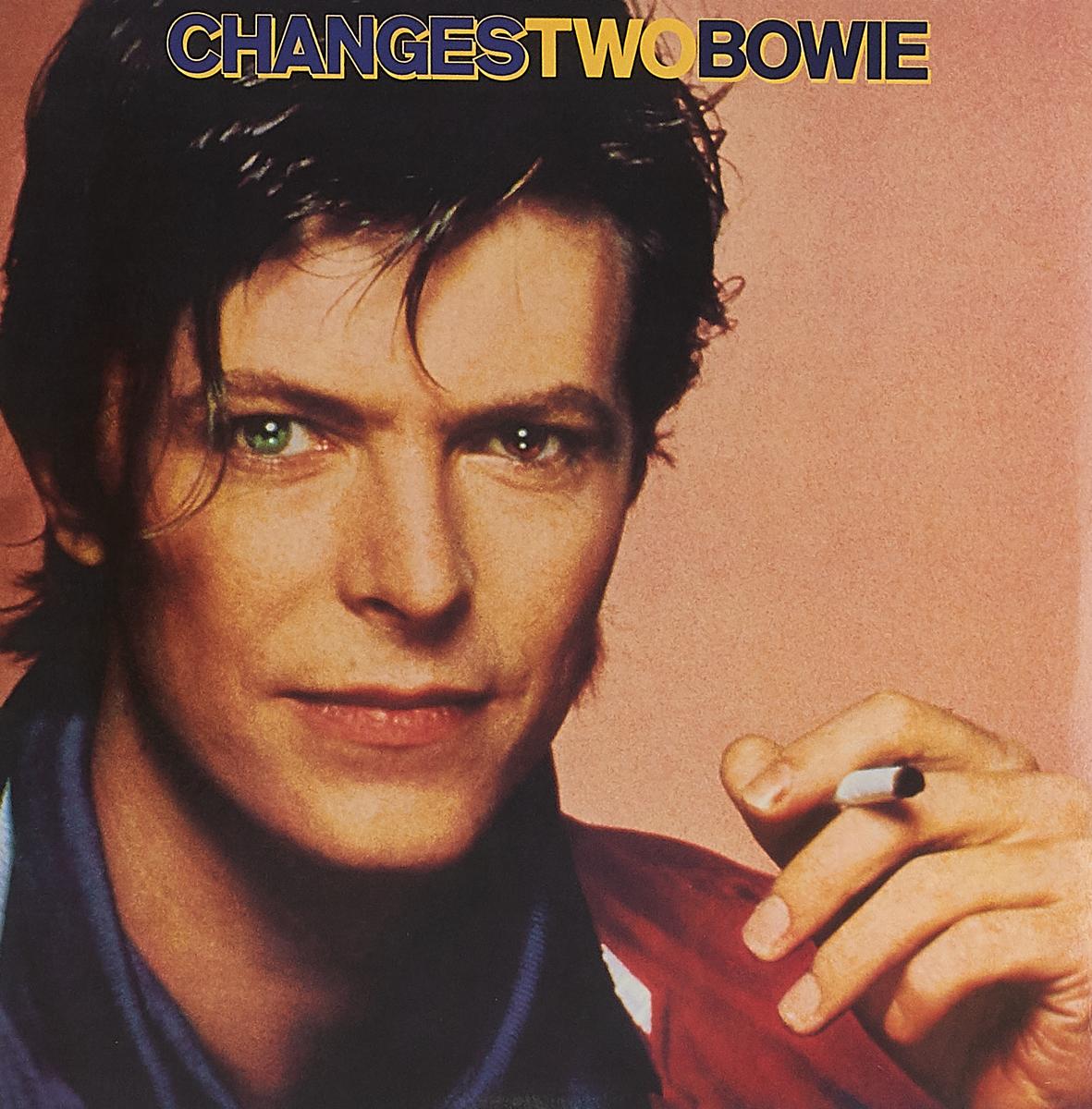 Дэвид Боуи David Bowie. Changestwobowie (LP) david bowie pinups lp