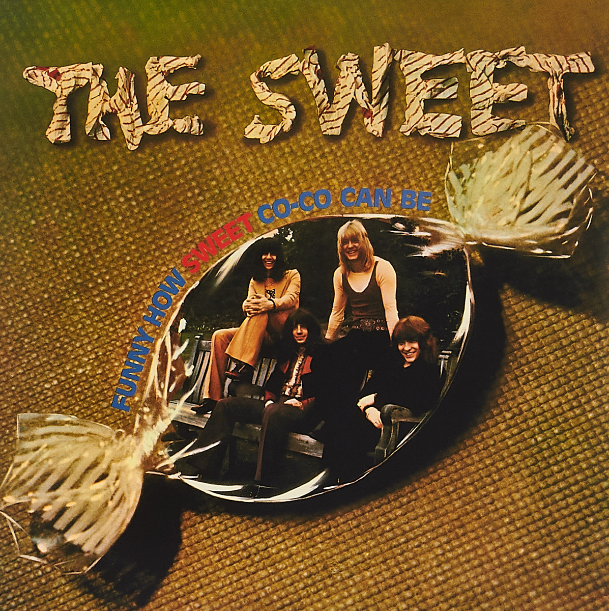 Sweet The Sweet. Funny, How Sweet Co Co Can Be (New Vinyl Edition) (LP) the sweet münchen