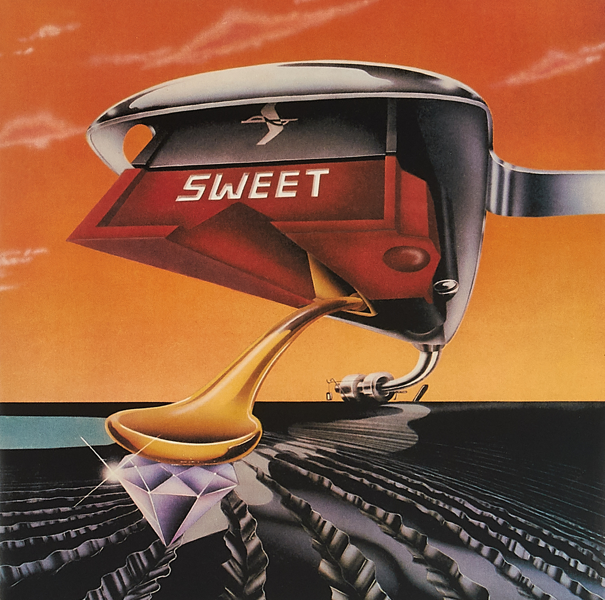 Sweet Sweet. Off The Record (New Vinyl Edition) (LP) sweet sweet desolation boulevard new vinyl edition lp