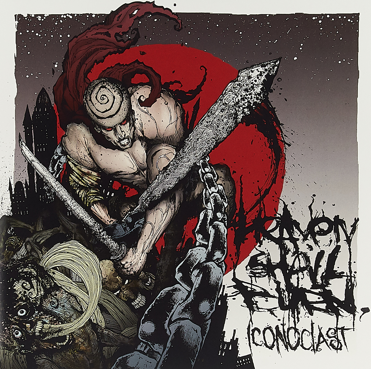Heaven Shall Burn Heaven Shall Burn. Iconoclast (Part One: The Final Resistance) (Re-issue 2018) (LP + CD) the final frontier cd