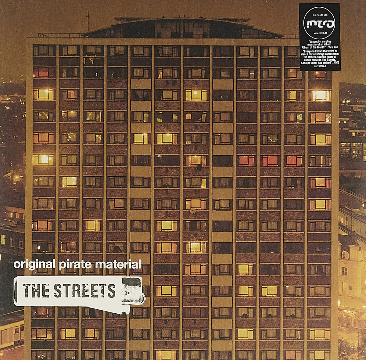 The Streets The Streets. Original Pirate Material (2 LP) the streets london