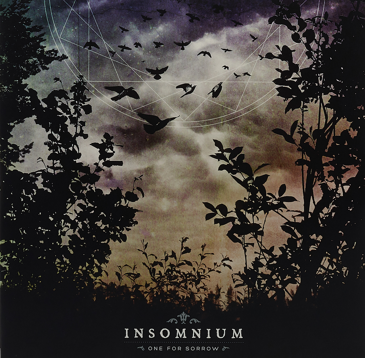 Insomnium Insomnium. One for Sorrow (Re-issue 2018) (LP + CD) фонарь led lenser f1 цвет черный