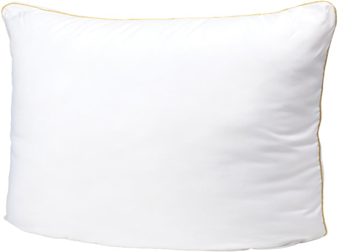 """Подушка Mona Liza """"Premium"""", цвет: белый, 50 x 70 см. 539131"""