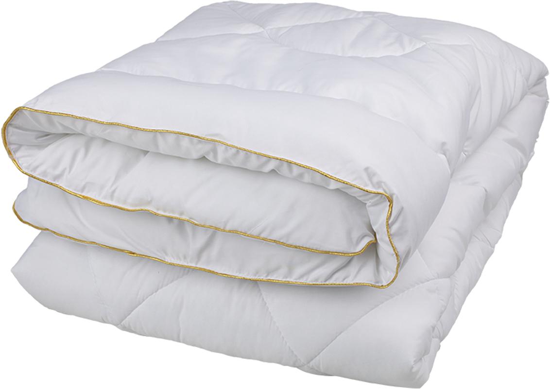 Одеяло Mona Liza  Premium , цвет: белый, 140 x 205 см. 539133 -  Одеяла