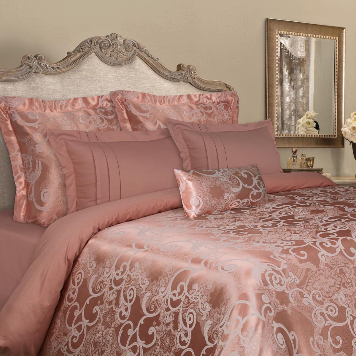Комплект белья Mona Liza Elite, 2-спальный, наволочки 50х70, 70х70. 5538-24