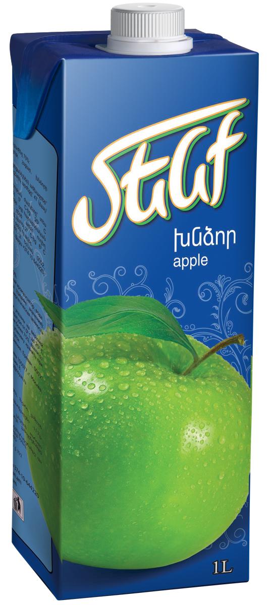 Менк Яблочный сок, 1 л armajuice сок яблочный 0 33 л