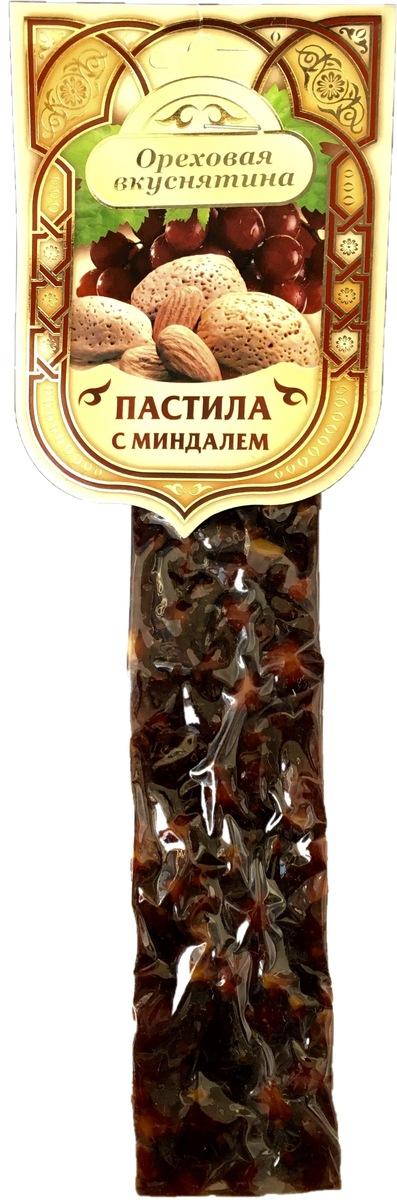 Ореховая Вкуснятина Пастила с миндалем, 100 г комбинезоны и полукомбинезоны ябольшой комбинезон пастила 64 326 01