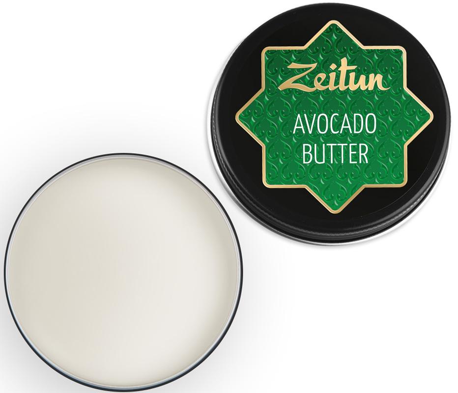 Зейтун Натуральное Масло Авокадо чистое (баттер), 55 мл