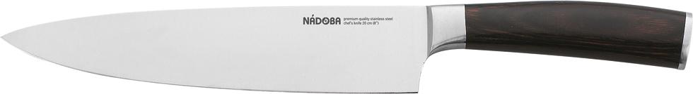 Нож поварской Nadoba Dana, длина лезвия 20 см нож поварской 20 см moulinvilla granate chief kgc 020