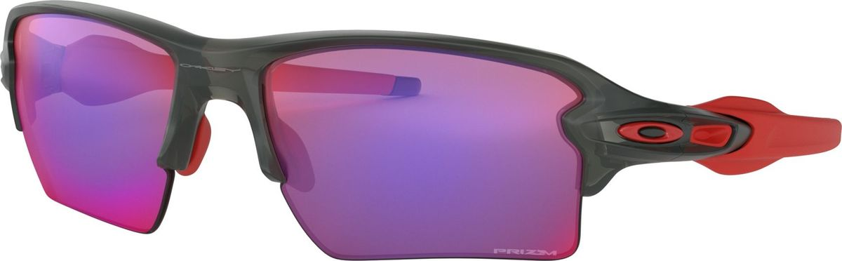 Велосипедные очки Oakley Flak 2.0 XL, цвет: Matte Grey Smoke / Prizm Road