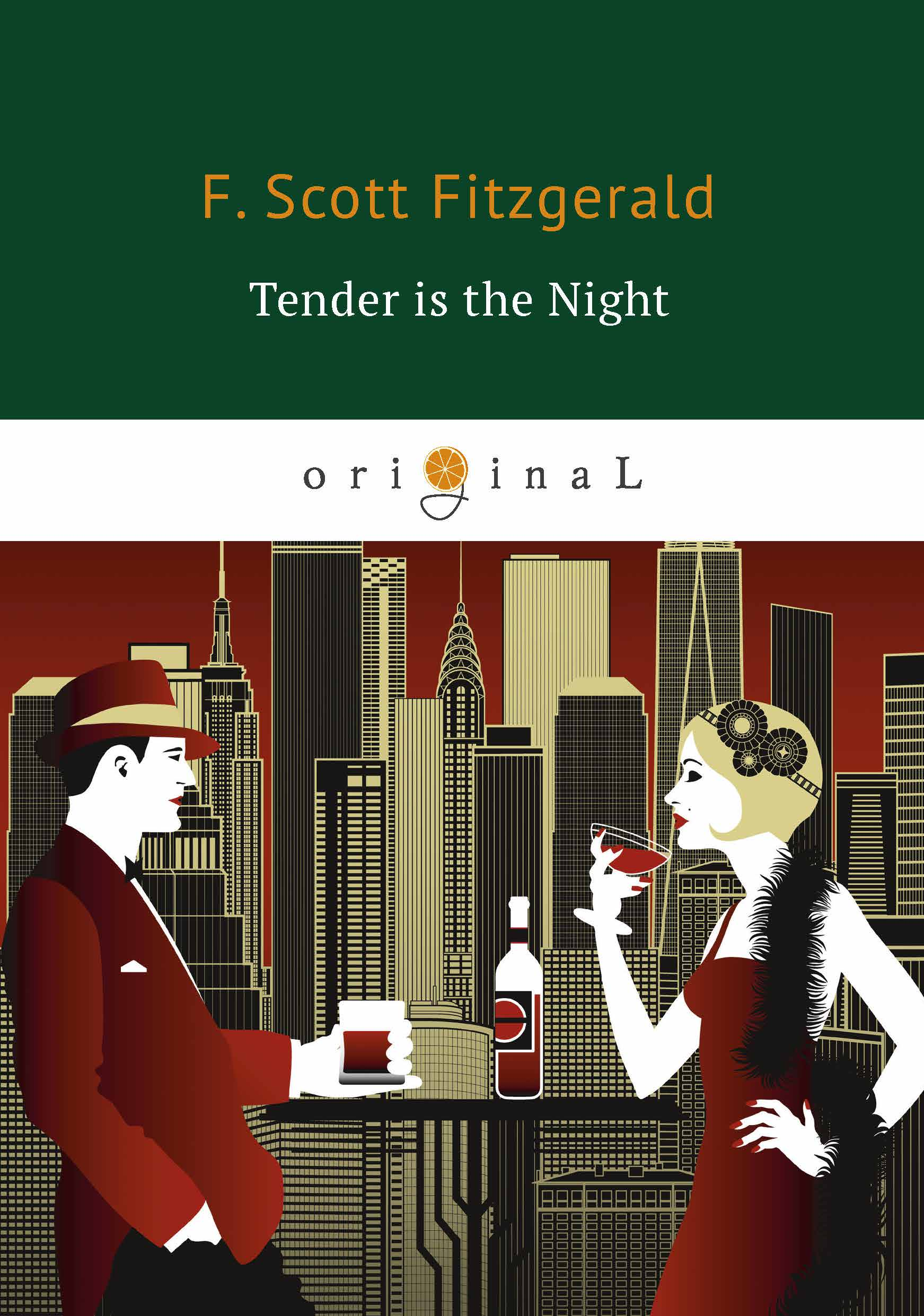 Fitzgerald F. S. Tender is the Night webster frank v the newsboy partners or who was dick box