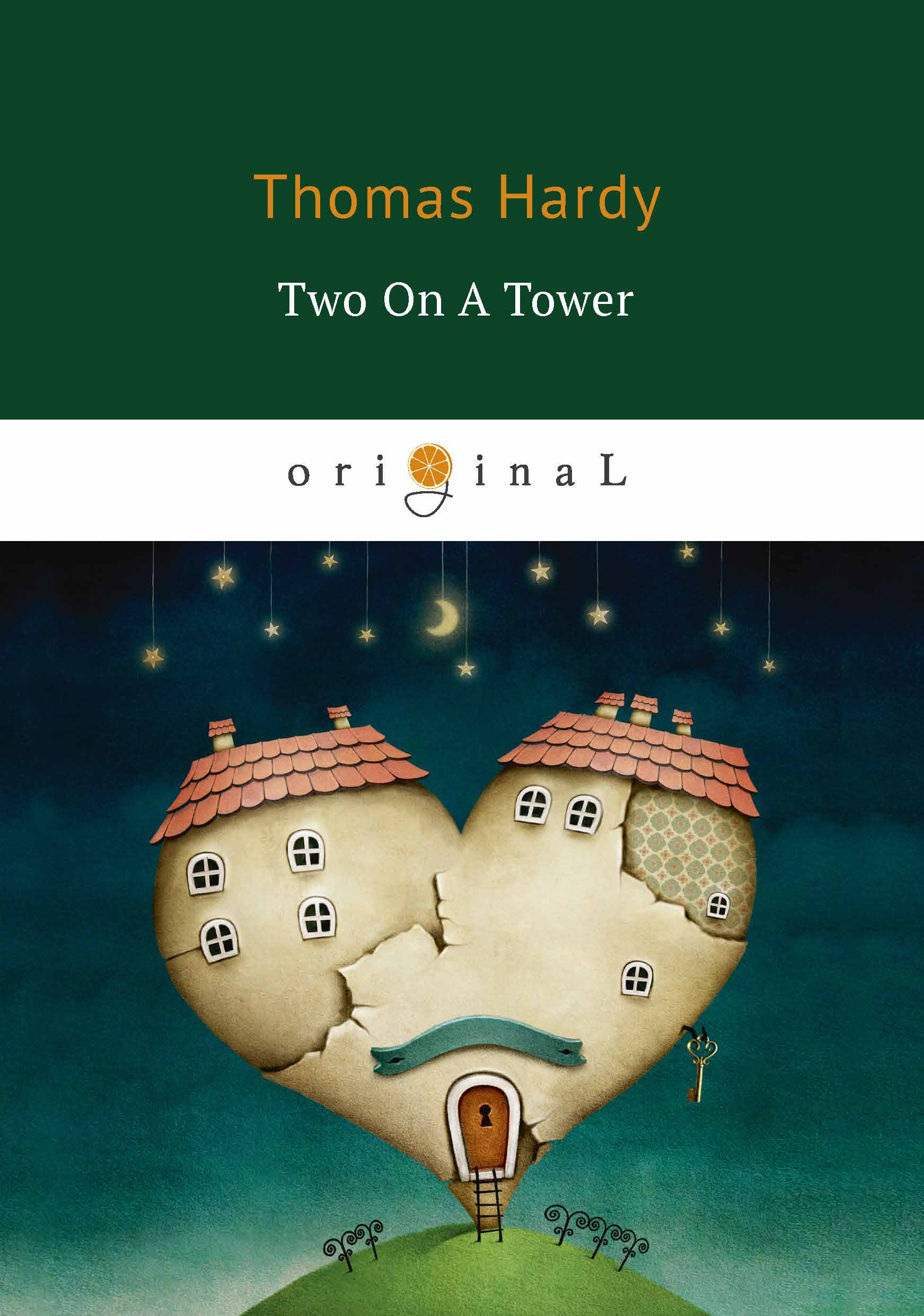 Thomas Hardy Two on a Tower v plunge cut out teddy