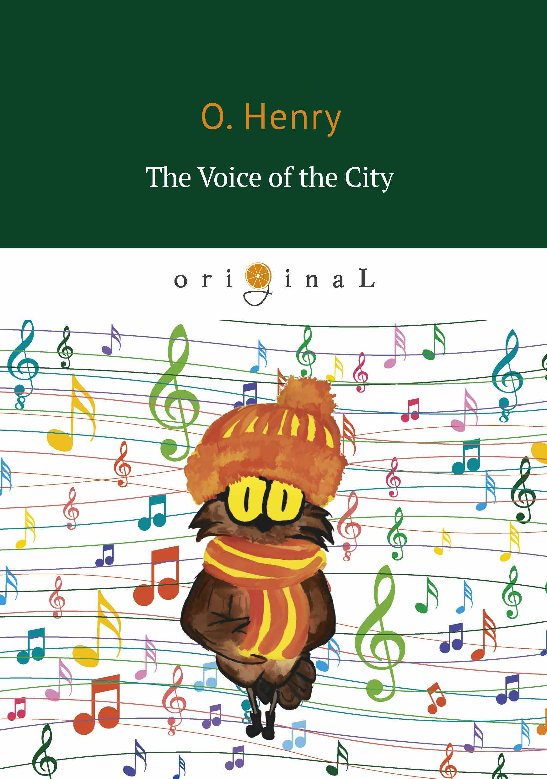 O. Henry The Voice of the City ISBN: 978-5-521-07057-2 henry o short series isbn 9785949621950