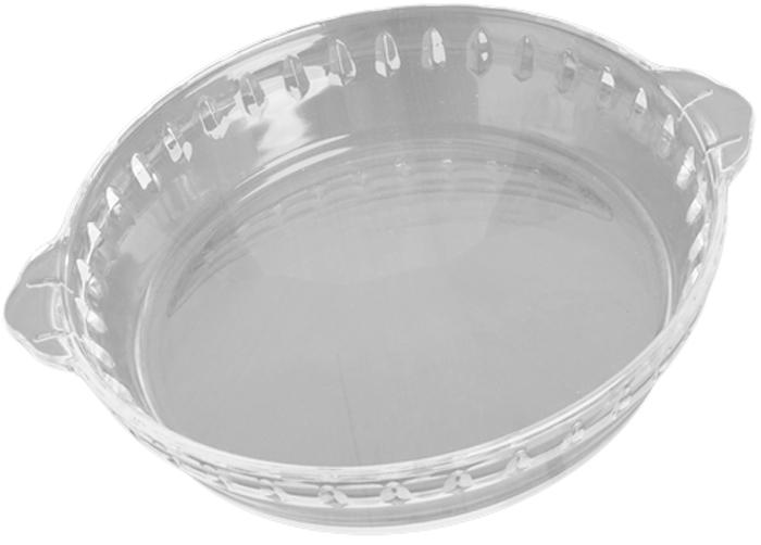Материал: термостойкое стекло. Объем: 1,3 л. Толщина 4 – 5 мм. Подходит для использования в духовке (газовой или электрической), микроволновой печи, в холодильнике и морозильнике. Можно мыть в посудомоечной машине.