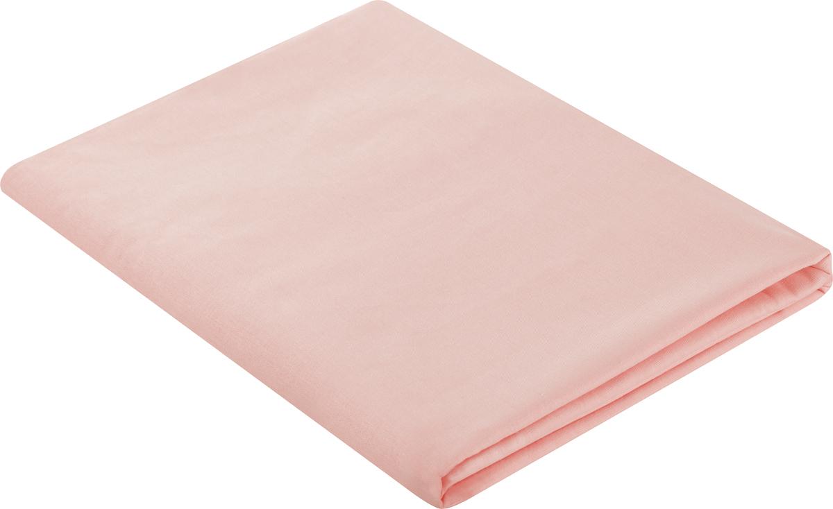 """Простыня SGMedical """"Дымчатая роза"""", цвет: светло-розовый, 200 х 220 см"""