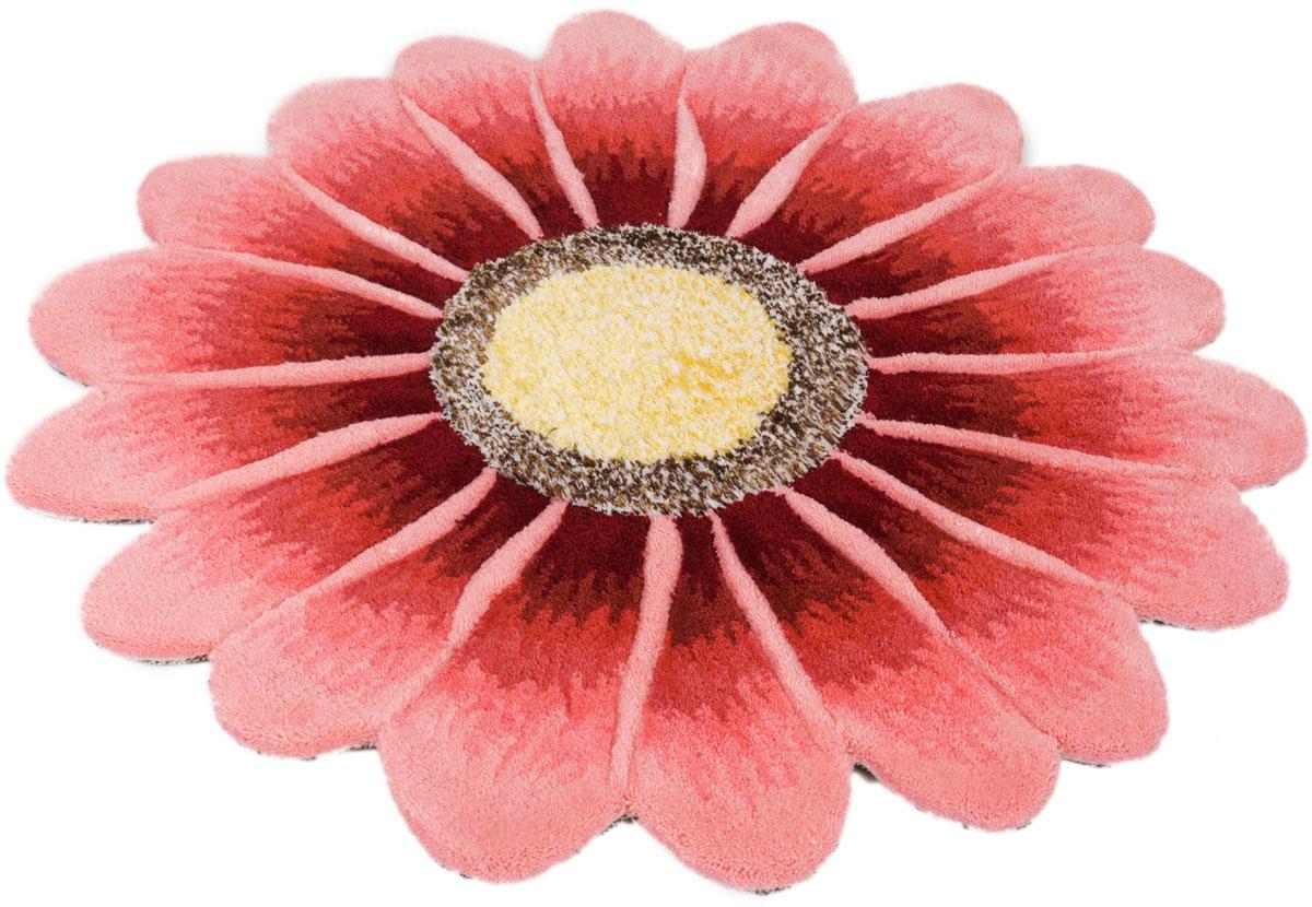"""Ковер """"Madonna"""", круглый, цвет: розовый, 0,7 х 0,7 м. 8DHS02/8395"""
