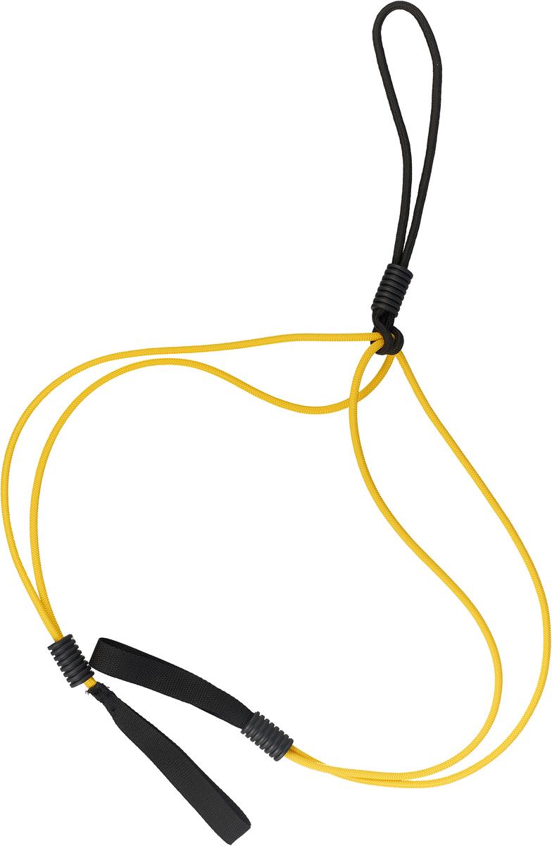 Эспандер Indigo Боксер, на жгутах, средней упругости, цвет: желтый, черный i love you mommy