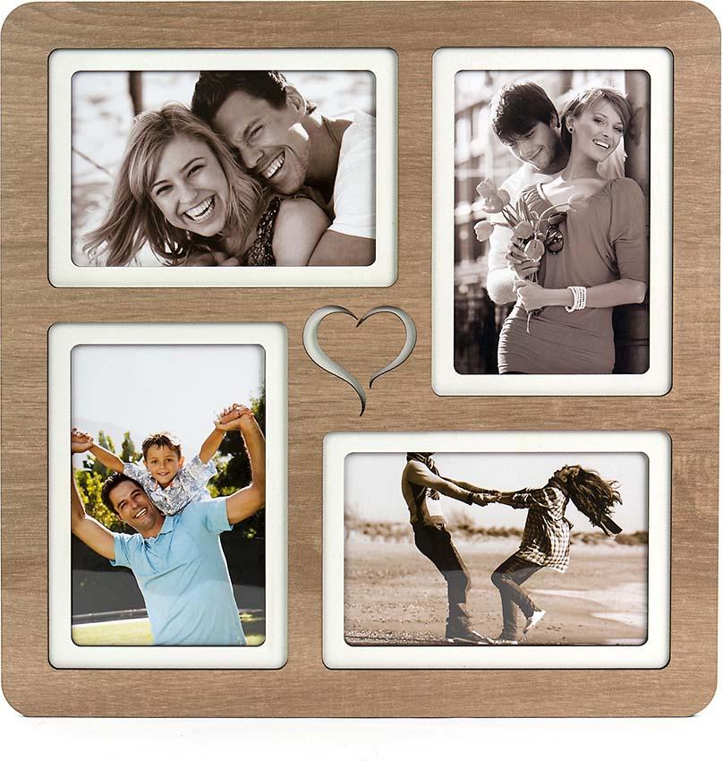 Коллаж Platinum, цвет: дуб, на 4 фото. PE-041 коллаж platinum цвет венге на 8 фото pe 087