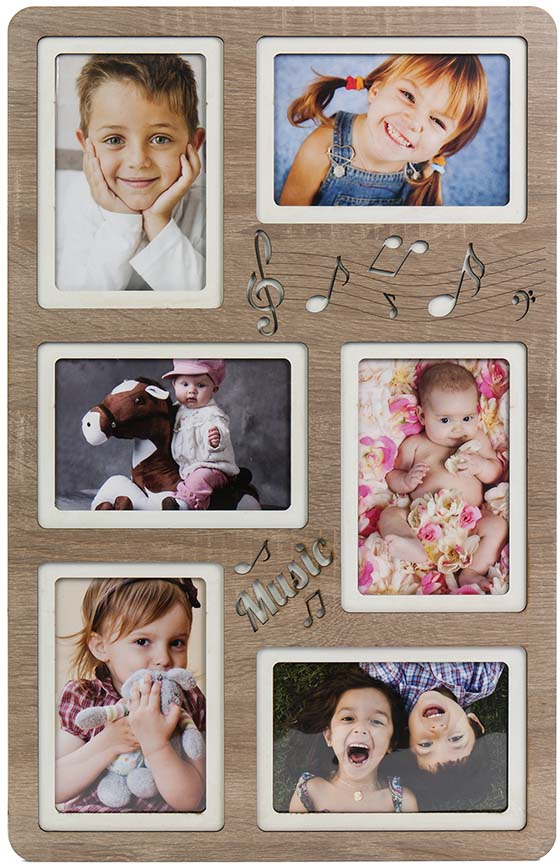 Коллаж Platinum, цвет: дуб, на 6 фото. PE-061 коллаж platinum цвет венге на 8 фото pe 087
