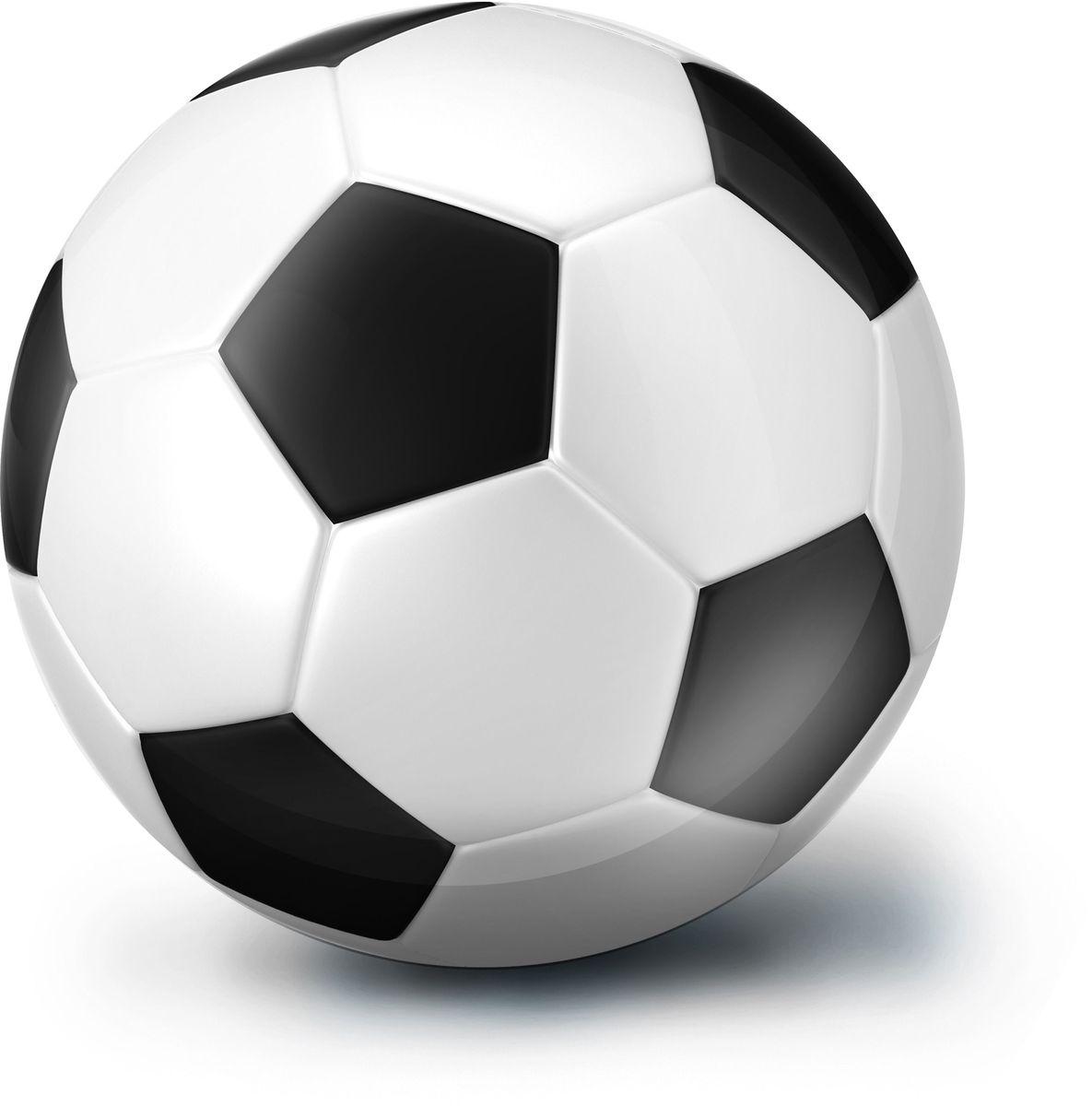 ЯиГрушка Мяч мягкий Футбол 10 см