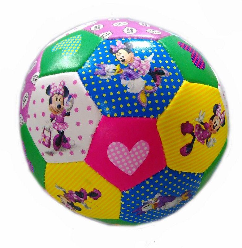 ЯиГрушка Мяч мягкий Минни 10 см