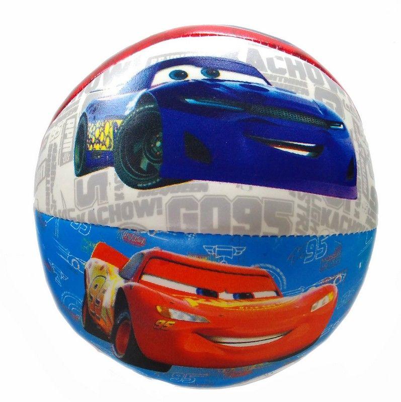 ЯиГрушка Мяч мягкий Тачки 10 см